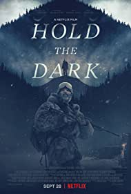 Jeffrey Wright and Riley Keough in Hold the Dark (2018)