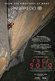 Free Solo (2019) HDRip English Movie Watch Online Free