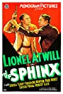 The Sphinx (1933) Poster