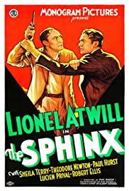 The Sphinx(1933) Poster - Movie Forum, Cast, Reviews