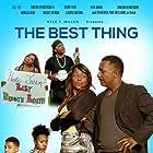 Simeon Henderson, Sheree Bynum, Geori Tere, K.C. Lee, and Joy Fredericks in The Best Thing! (2017)
