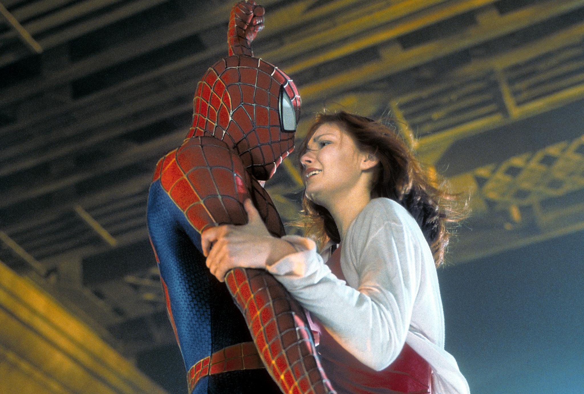 Spider Man 2002 Photo Gallery Imdb Tendencies Tshirt The Mick Hitam M