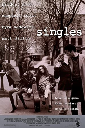 Singles Poster Image