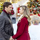 Brooke D'Orsay and Daniel Lissing in Christmas in Love (2018)