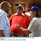 Bill Cosby and Kenan Thompson in Fat Albert (2004)