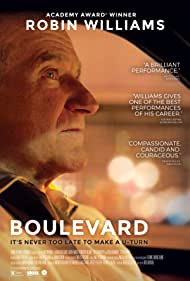 Robin Williams in Boulevard (2014)