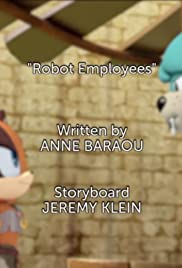 Robot Employees Poster