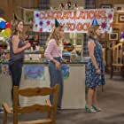 Andrea Barber, Candace Cameron Bure, Dave Coulier, Lori Loughlin, and Jodie Sweetin in Fuller House (2016)