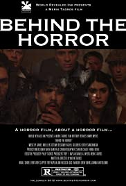 Behind the Horror Poster