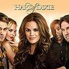 Jaime King, Cress Williams, Rachel Bilson, Wilson Bethel, and Scott Porter in Hart of Dixie (2011)