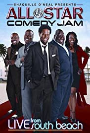 All Star Comedy Jam: Live from South Beach (2009) 720p