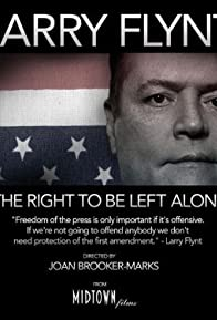 Primary photo for Larry Flynt: The Right to Be Left Alone