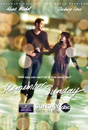 Remember Sunday Poster