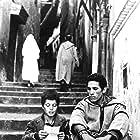 Mohamed Ben Kassen and Brahim Hadjadj in La battaglia di Algeri (1966)