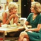 Jenna Elfman and Susan Sullivan in Dharma & Greg (1997)