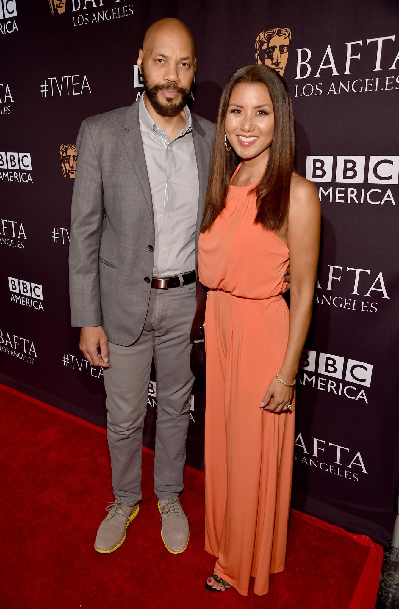 John Ridley and Gayle Yoshida