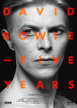 David Bowie: Five Years (2013) - IMDb
