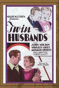Shirley Grey and John Miljan in Twin Husbands (1933)