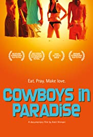 Cowboys in Paradise Poster