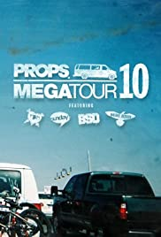 Props BMX: Megatour 10 Poster