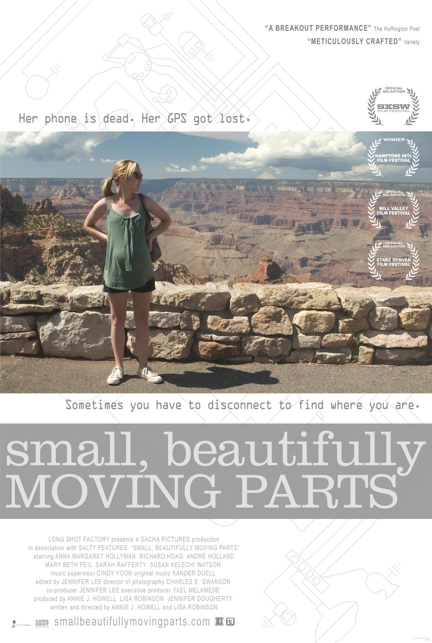 Small, Beautifully Moving Parts (2011)