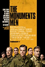 Play or Watch Movies for free The Monuments Men (2014)