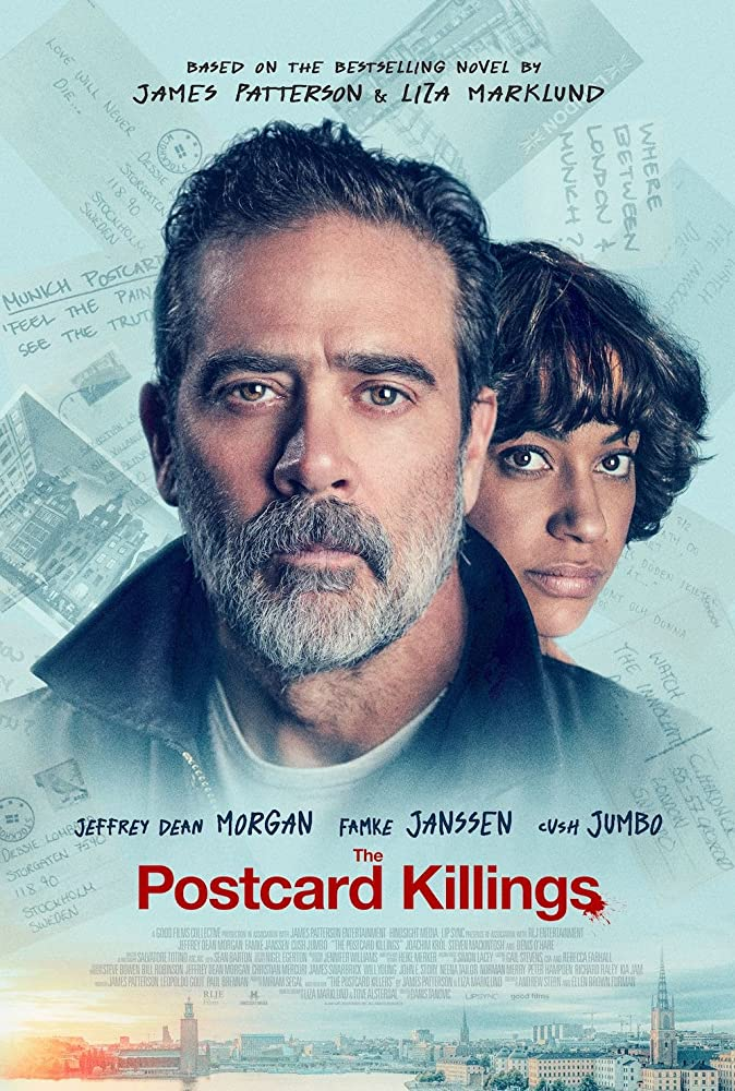 Jeffrey Dean Morgan and Cush Jumbo in The Postcard Killings (2020)