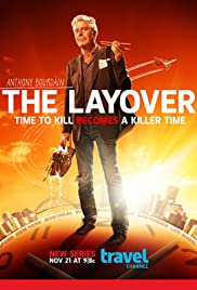 The Layover Poster