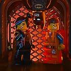 Will Arnett, Elizabeth Banks, and Chris Pratt in The Lego Movie (2014)