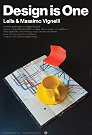 Design Is One: The Vignellis Poster