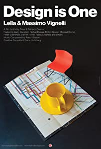 Design Is One: The Vignellis by Gary Hustwit