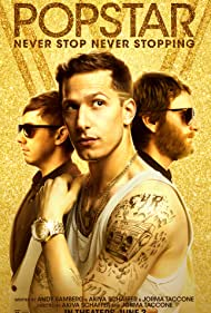 Jorma Taccone, Andy Samberg, Akiva Schaffer, and The Lonely Island in Popstar: Never Stop Never Stopping (2016)