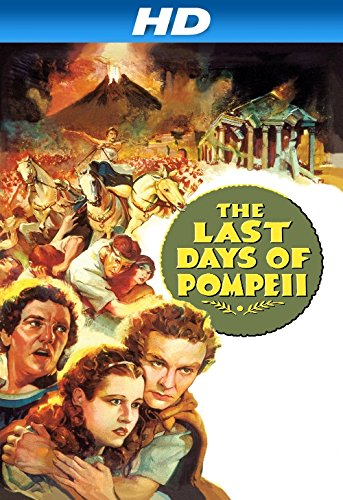 Preston Foster, David Holt, and Dorothy Wilson in The Last Days of Pompeii (1935)