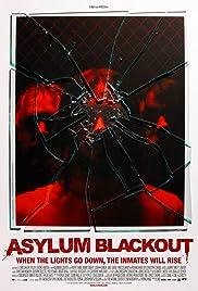 Asylum Blackout Poster