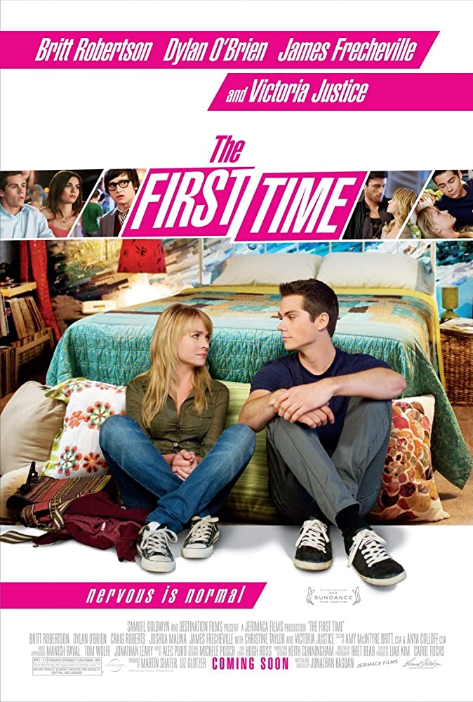 فيلم The First Time مترجم