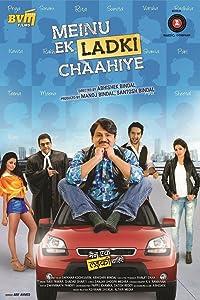 Can watch dvd movie my computer Meinu Ek Ladki Chaahiye by [720