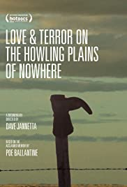 Love & Terror on the Howling Plains of Nowhere Poster