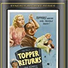 Joan Blondell, Eddie 'Rochester' Anderson, and Roland Young in Topper Returns (1941)