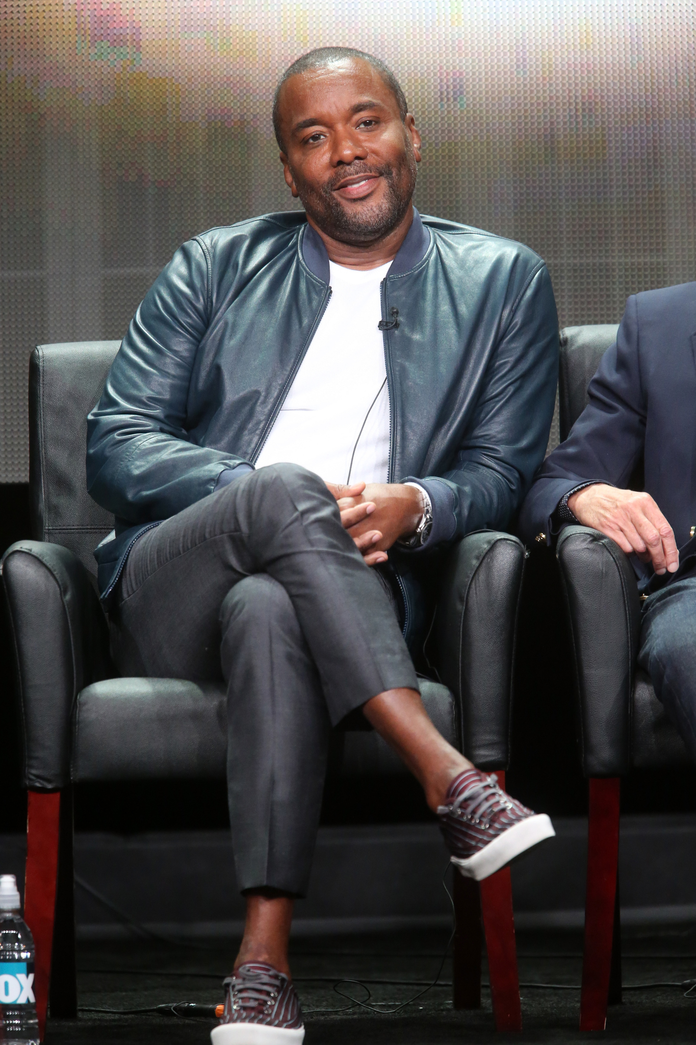 Lee Daniels at an event for Empire (2015)