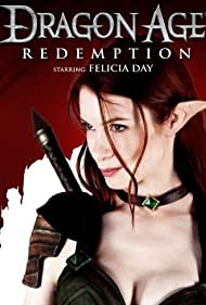 Felicia Day in Dragon Age: Redemption (2011)