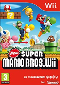 New Super Mario Bros. Wii sub download