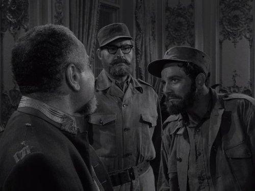 The Twilight Zone The Mirror Tv Episode 1961 Imdb