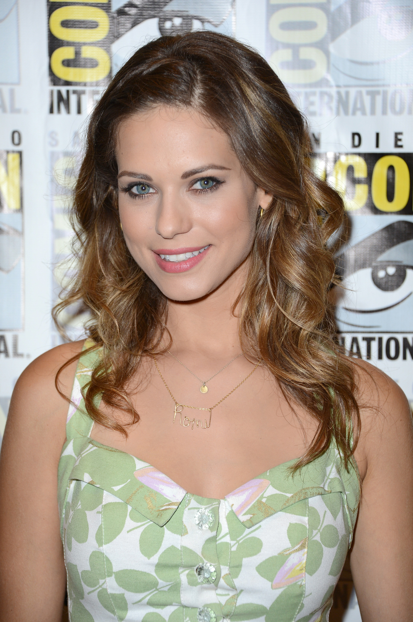 Lyndsy Fonseca at an event for Nikita (2010)