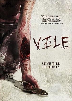 Permalink to Movie Vile (2011)