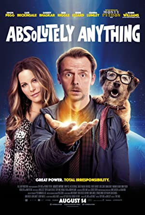 Permalink to Movie Absolutely Anything (2015)
