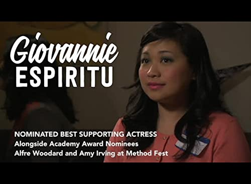 Nominated Best Supporting Actress at Method Fest