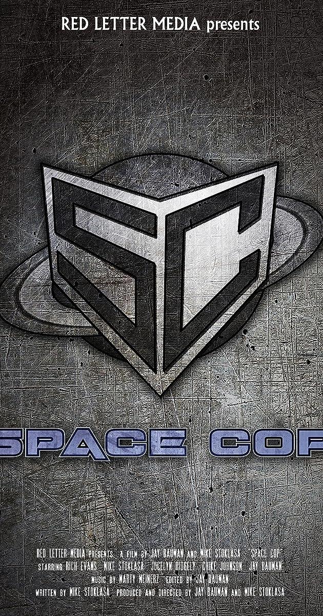 Subtitle of Space Cop