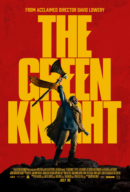 Phim Hiệp Sĩ Xanh - The Green Knight (2021)