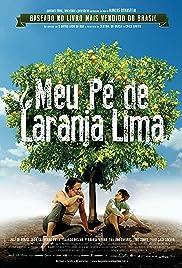 Meu Pé de Laranja Lima Poster