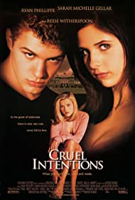 Ryan Phillippe, Reese Witherspoon, and Sarah Michelle Gellar in Cruel Intentions (1999)